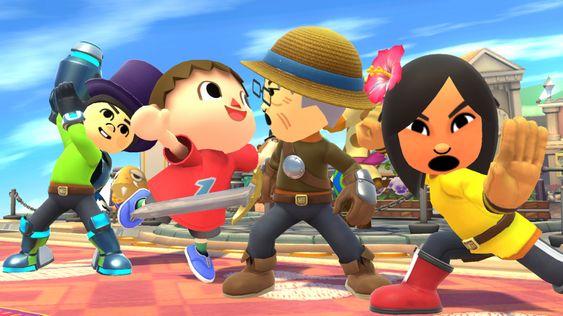 Nå kan du personlig gi juling til Nintendo-maskotene. (Skjermbilde: Nintendo).