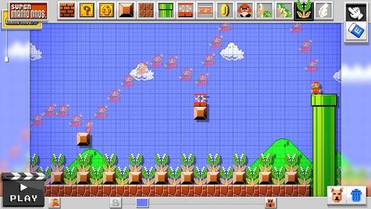 Super Mario Maker.