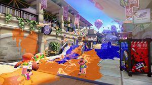 Splatoon er Nintendos nyeste spill.