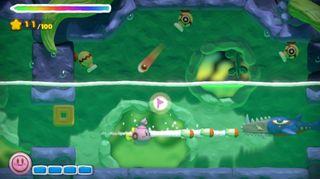 Ubåt-Kirby fungerer tålelig greit.