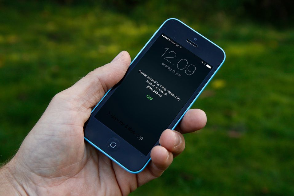 Arrestert for å «kidnappe» Apple-dingser og kreve løsepenger