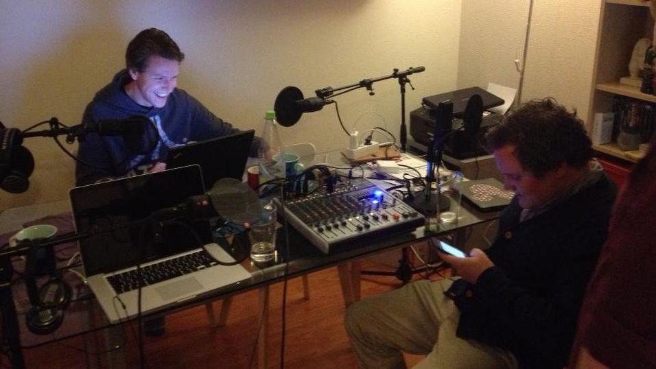 PODKAST: Se direktesendt episode av vår podkast i kveld