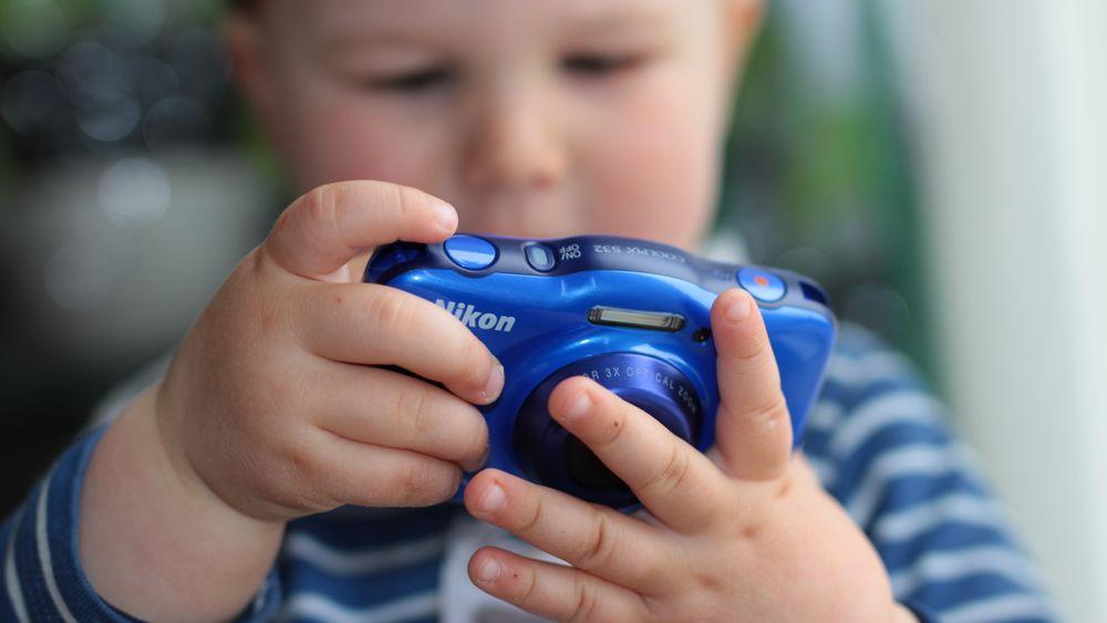 TEST: Nikon CoolPix S32
