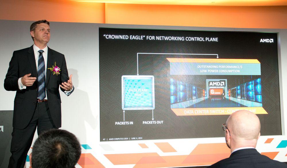 Spesialiserte prosessorer vil vi få se mer av i fremtiden.