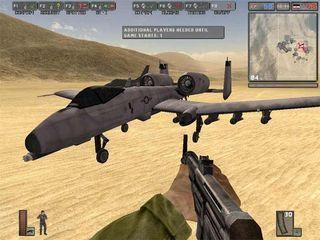 Desert Combat var den mest populære modifikasjonen til Battlefield 1942.