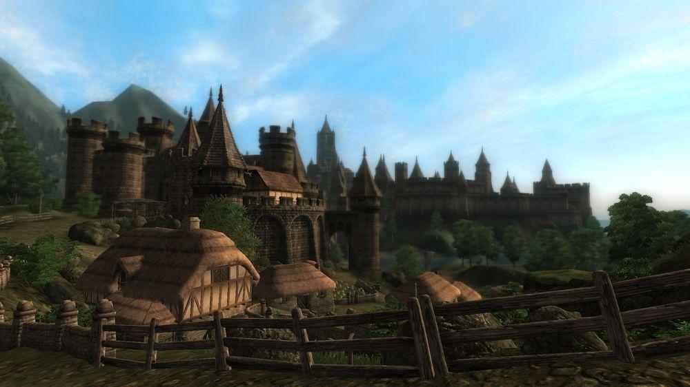 Nehrim: At Fates Edge er en utmerket Oblivion-modifikasjon.