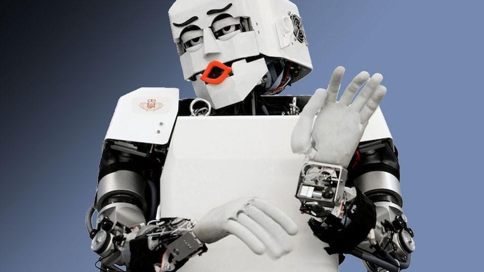 Vil du høre en robot-vits?