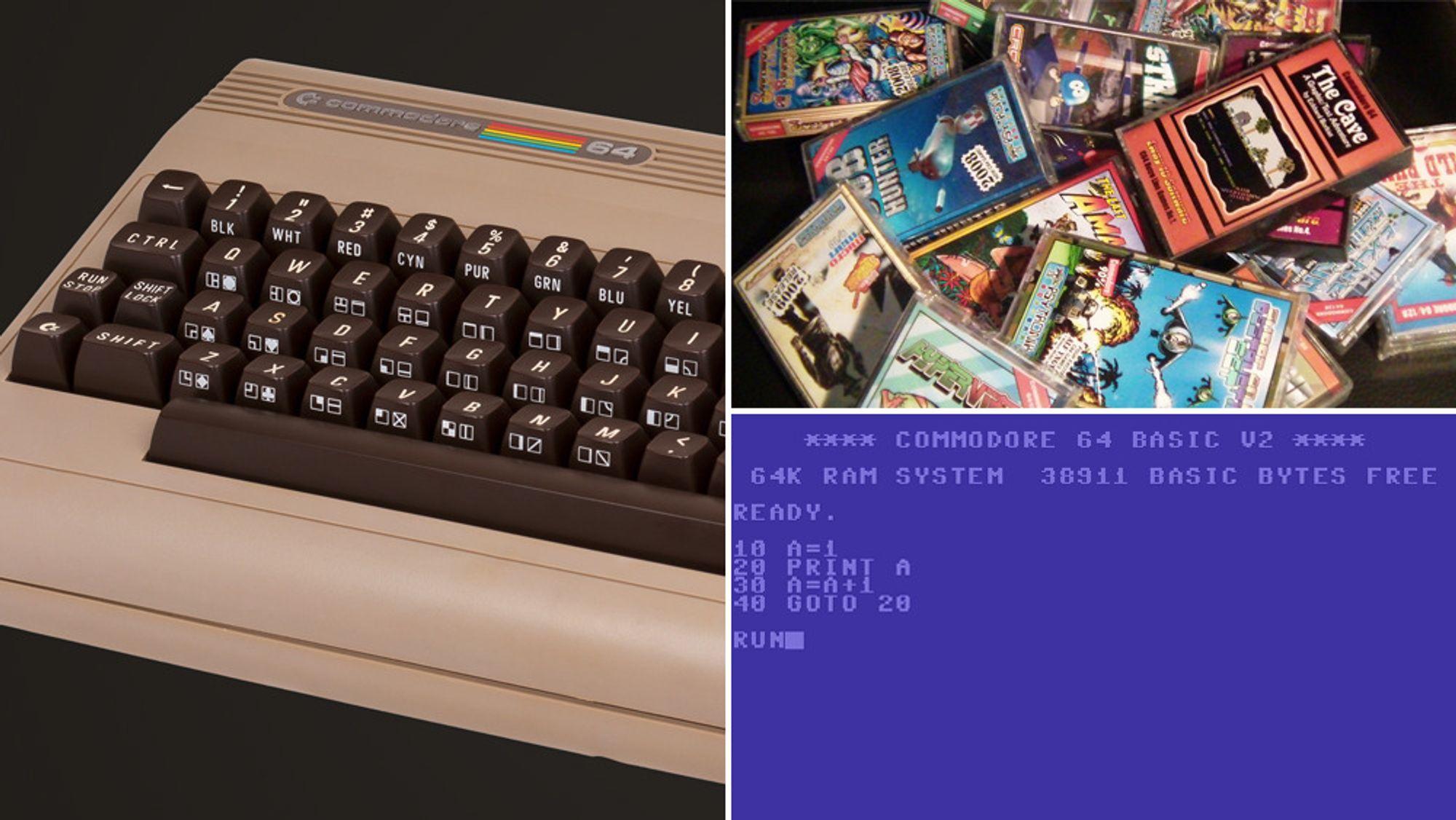 GUIDE: Commodore 64