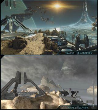 Populære fleirspelarkart frå Halo 2 har fått ei markant overhaling.