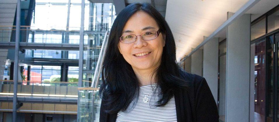 Dr. Peying Zhu leder 5G-forskningen i Huawei og er nokså overbevist om at verden kanskje ikke vil se slik ut som vi i dag tror, i 2020.