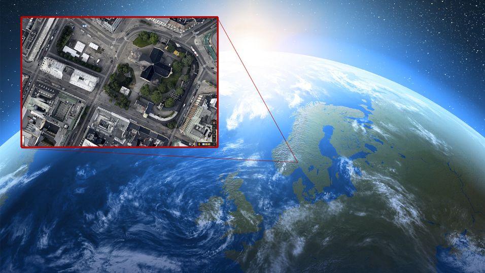 Snart kan Googles satellitter se «alt»