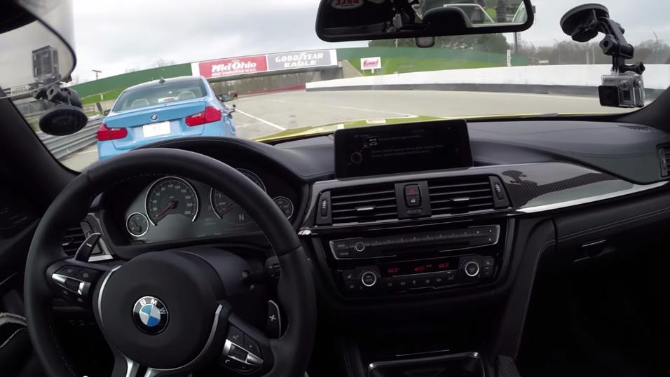 Vil la deg styre GoPro fra innsiden av bilen
