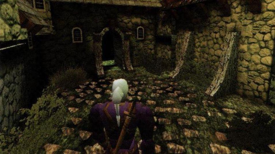 The Witcher kunne blitt spill på nittitallet