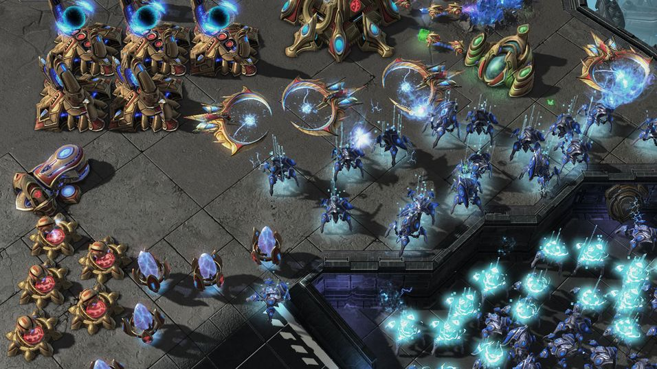 E-SPORT: Se finalen i SteelSeries StarCraft League