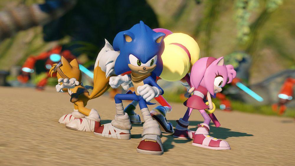 SNIKTITT: Sonic Boom
