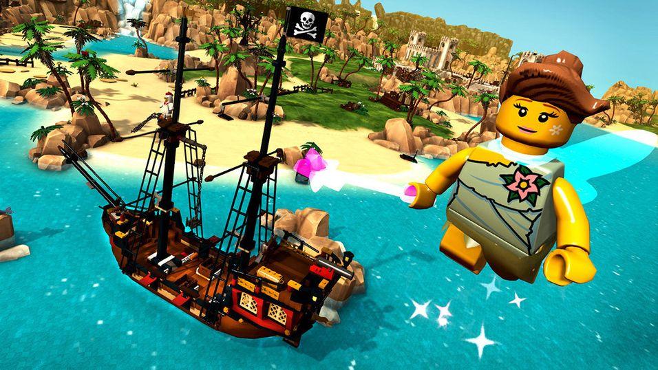 Nå kan du teste Funcoms nye Lego-spill