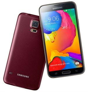 Samsung Galaxy S5 LTE-A.