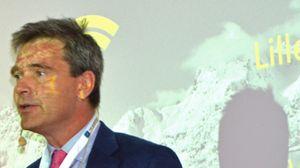 Norge kan gi Access Industries verdifulle erfaringer som selskapet kan ta med seg ut i verden. Derfor mener Jörg Mohauptdet er greit å investere et milliardbeløp i lille Norge.