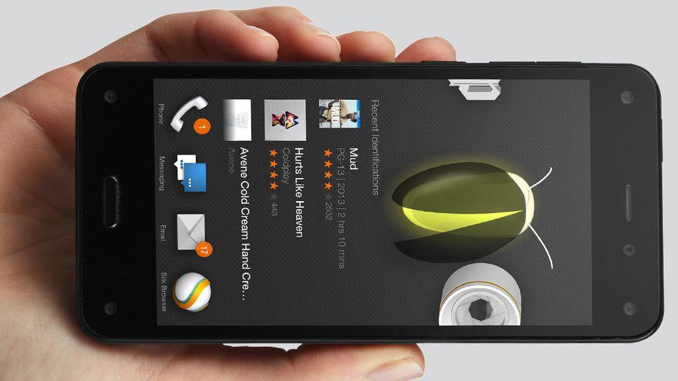Amazon lanserte mobil som gjør noe ingen andre mobiler kan