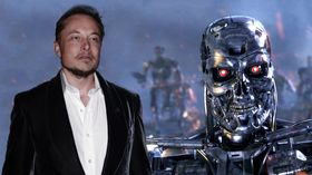 – Kunstig intelligens kan være farligere enn atombomber, tror Tesla-sjef Elon Musk.