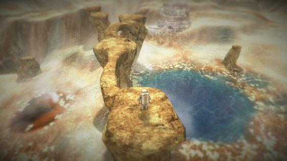 Et av spillets peneste miljøer.