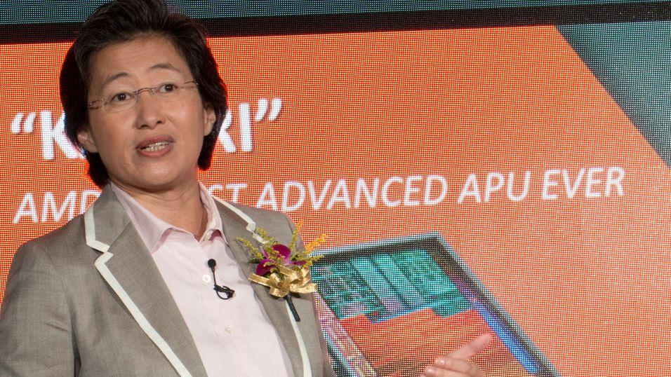AMD lanserer flere APU-er med kraftig grafikk