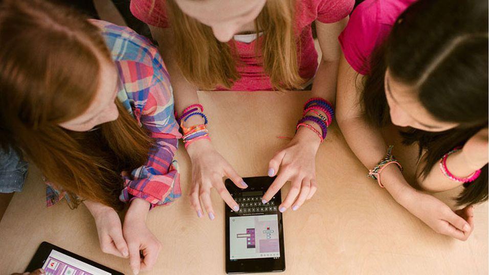 Google satser 300 millioner på jenter