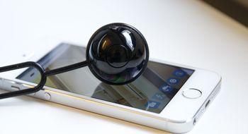 Smart Bluetooth-fjernutløser til mobilen