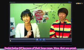 Lee Hyun Joo er en av verdens mest berømte kommentatorer i Starcarft.