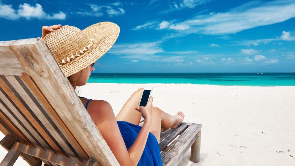 KOMMENTAR: Det er ikke ferie å være offline!