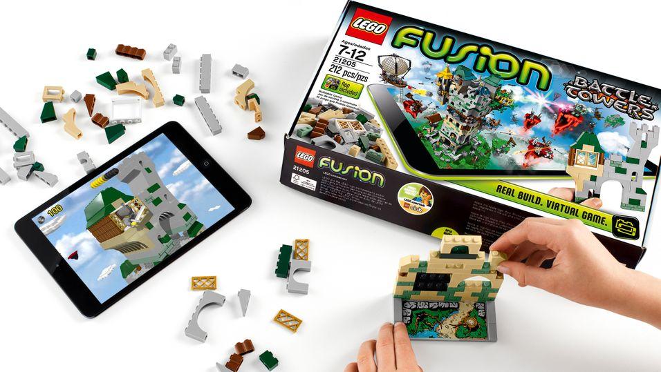 Lar deg gjøre dine Lego-underverker digitale