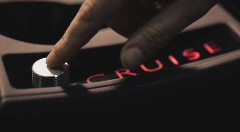 Systemet aktiveres enkelt inne fra bilen.