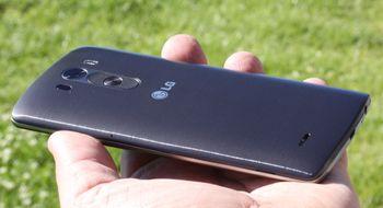 Test: LG G3