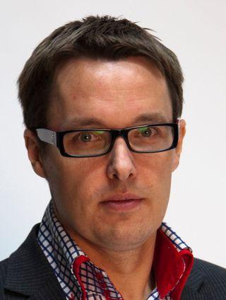 Professor Jukka Manner ved universitetet i Aalto. .
