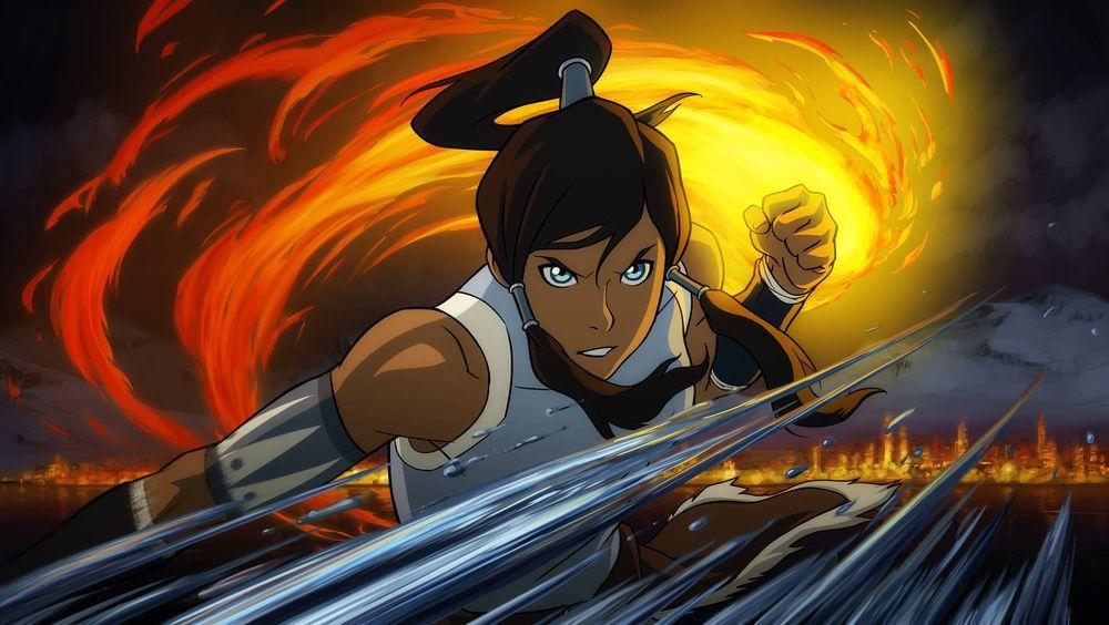 ANMELDELSE: The Legend of Korra