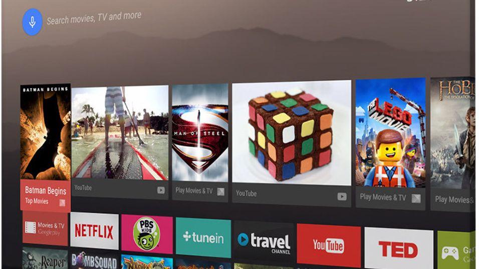 Android 5.0 er klar for TV