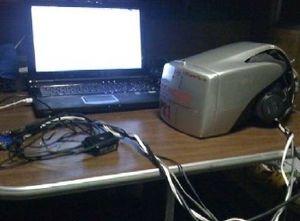 Samme prototype. (bilde: Oculus VR).