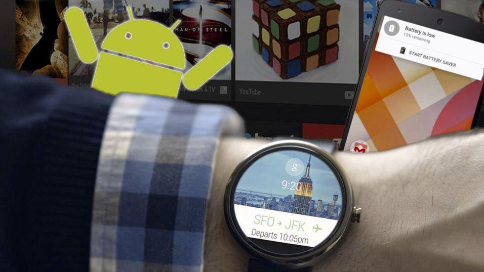 7 høydepunkter fra Google-lanseringen