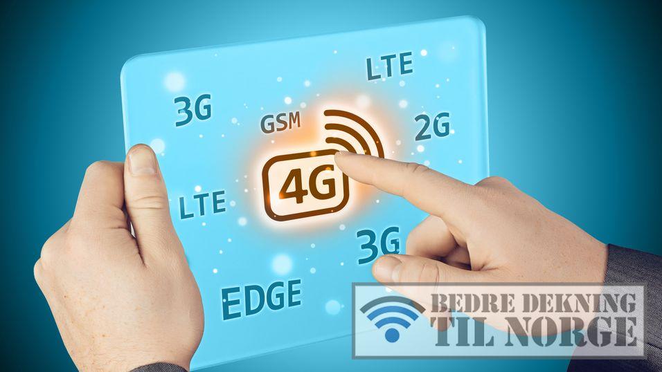 Derfor er ikke 4G alltid raskest