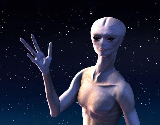 Du kommer nok ikke til å treffe denne karen med det første, men om SETI er heldige kan det være de kan plukke opp radiosignaler fra utenomjordisk liv.