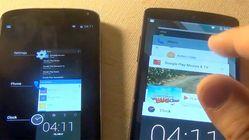 Nå kommer Android L