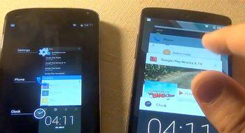 Google Android L Se nyhetene i neste Android-versjon
