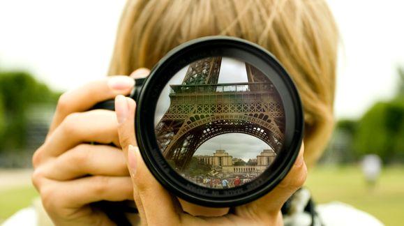 Fem gode tips når du tar bilder i ferien