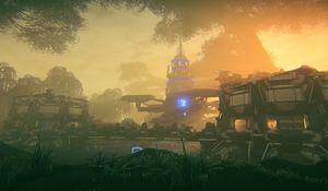 Det nye kontinentet. (bilde: Sony Online Entertainment).