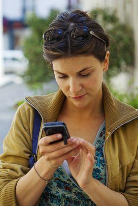 Er du kvinne er det tydeligvis større samsvar mellom dine og telefonens bakterier.