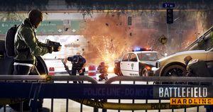 Det er litt interessant å se spillets militante politi i lys av hendelsene i Ferguson i fjor høst.