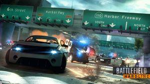 Battlefield Hardline legger opp til kamp mellom politi og røver.