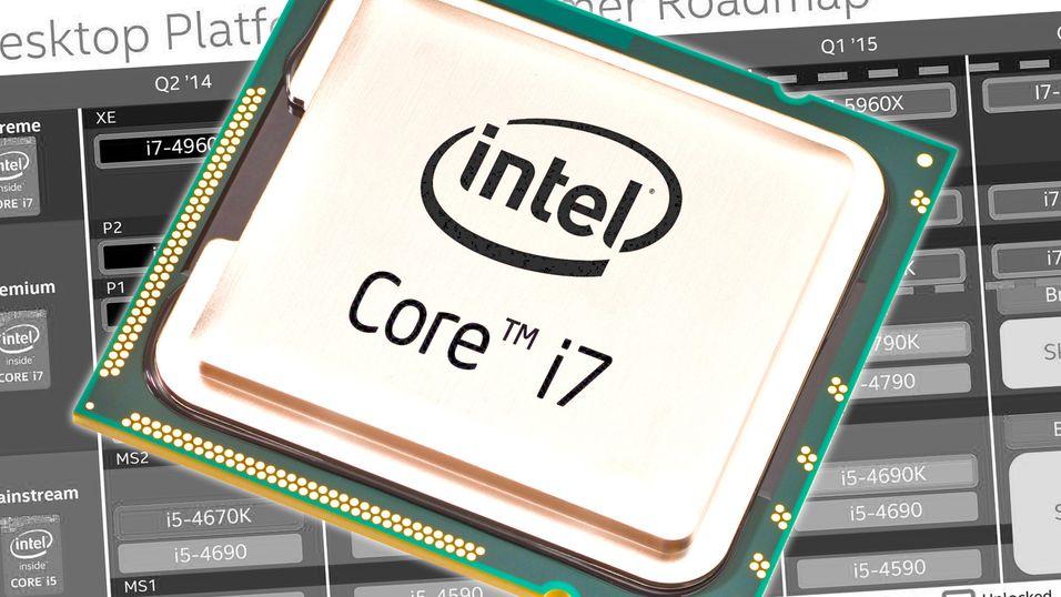 – Neste generasjon fra Intel kommer til neste år