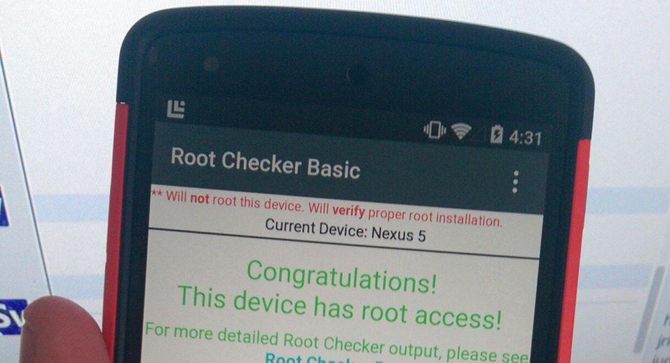 Nye Android L er allerede «rootet»
