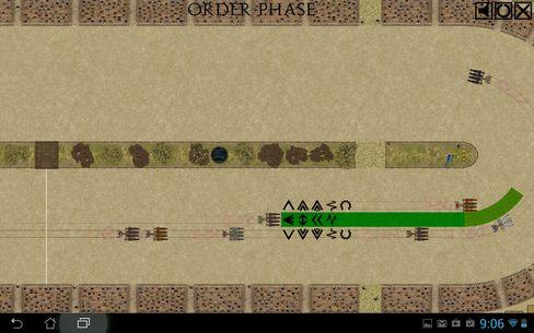 Enkel grafikk, men utfordrende spill.